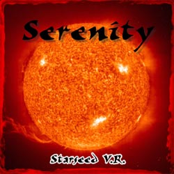 SERENITY - Starseed V.R. cover