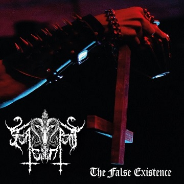 SERPENT OF EDEN - The False Existence cover