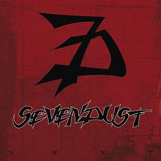SEVENDUST - Next cover