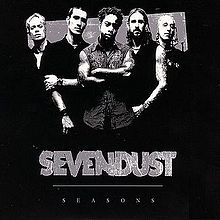 SEVENDUST - Seasons cover