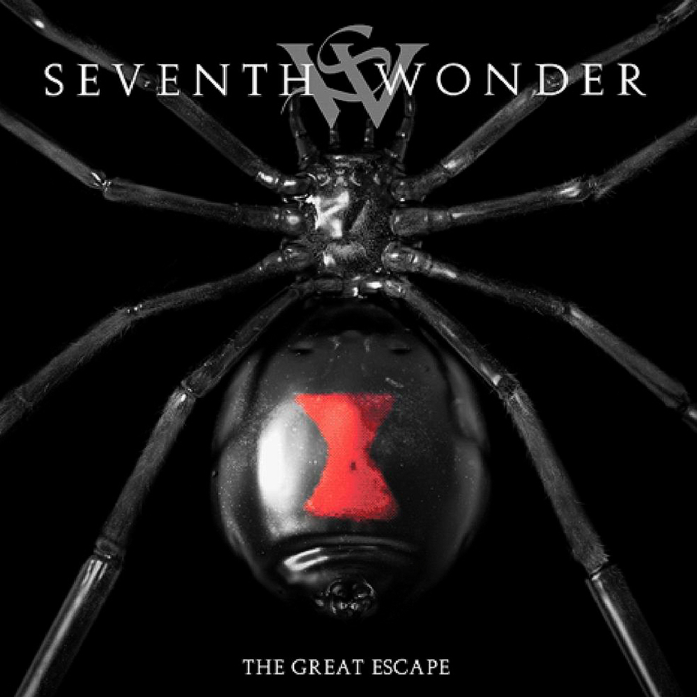 SEVENTH WONDER - The Great Escape cover
