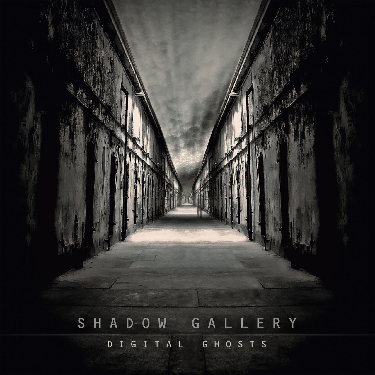 SHADOW GALLERY - Digital Ghosts cover
