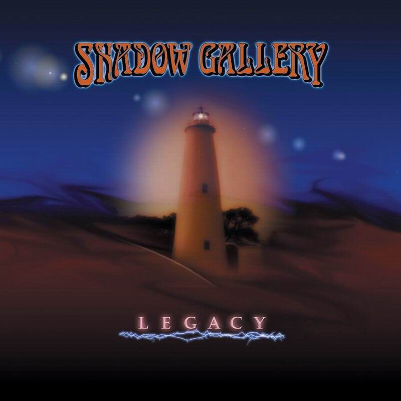 SHADOW GALLERY - Legacy cover