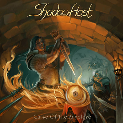 SHADOW HOST - Curse Of The Angeleye cover