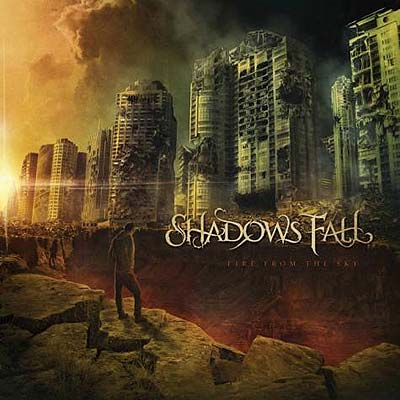 SHADOWS FALL - Fire from the Sky cover