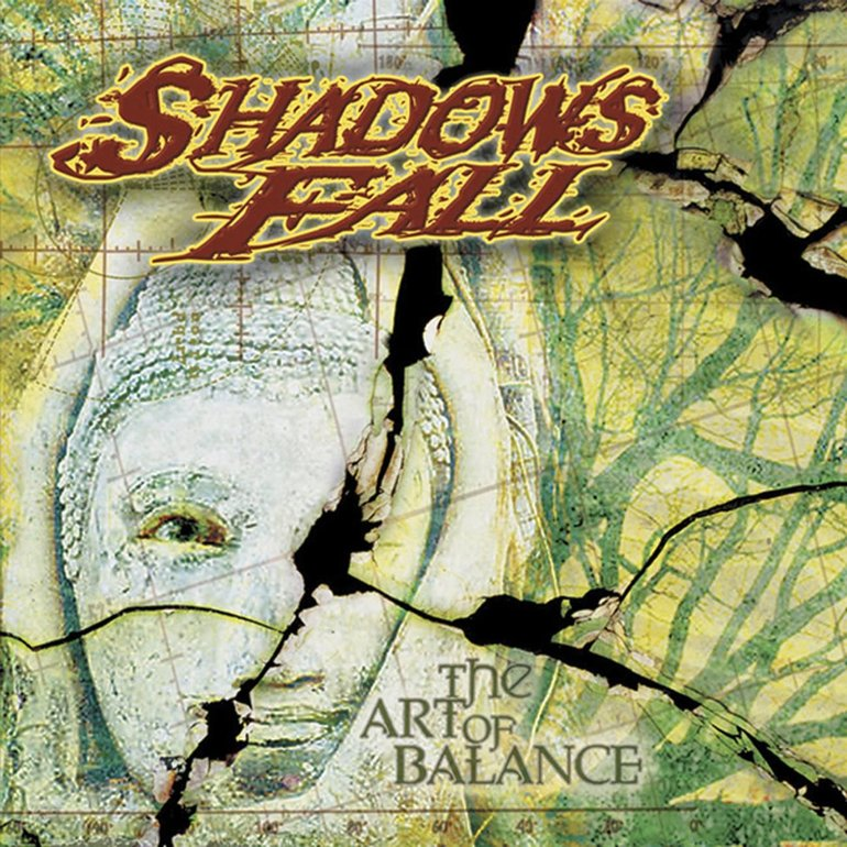 SHADOWS FALL - The Art of Balance cover