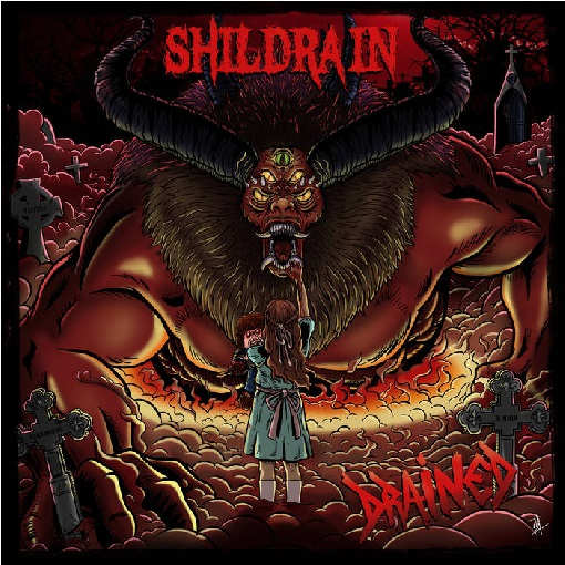 SHILDRAIN - Drained cover