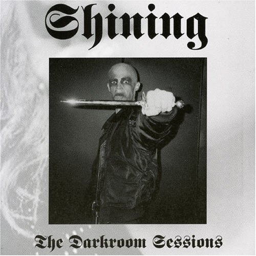 SHINING - The Darkroom Sessions cover