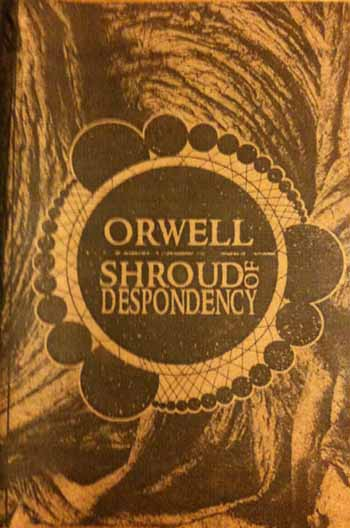 SHROUD OF DESPONDENCY - Orwell / Shroud of Despondency cover