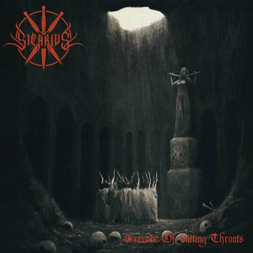 SICARIUS - Serenade of Slitting Throats cover