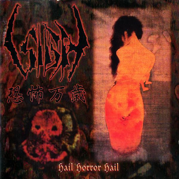 SIGH - Hail Horror Hail cover