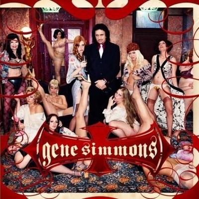 GENE SIMMONS - Asshole cover