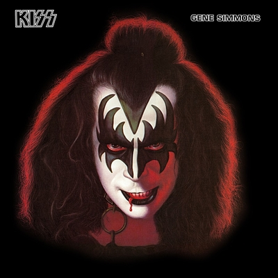 GENE SIMMONS - Gene Simmons cover 