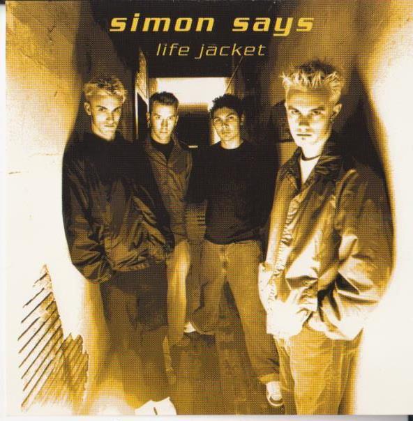 SIMON SAYS - Life Jacket cover