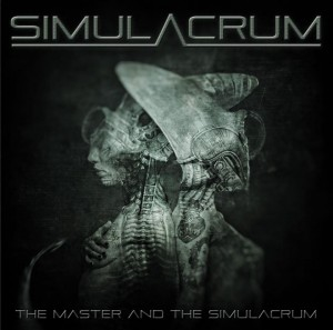 SIMULACRUM - The Master and the Simulacrum cover