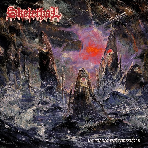 SKELETHAL - Unveiling The Threshold cover