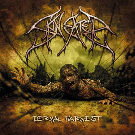 SKINEATER - Dermal Harvest cover