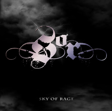 SKY OF RAGE - SOR cover
