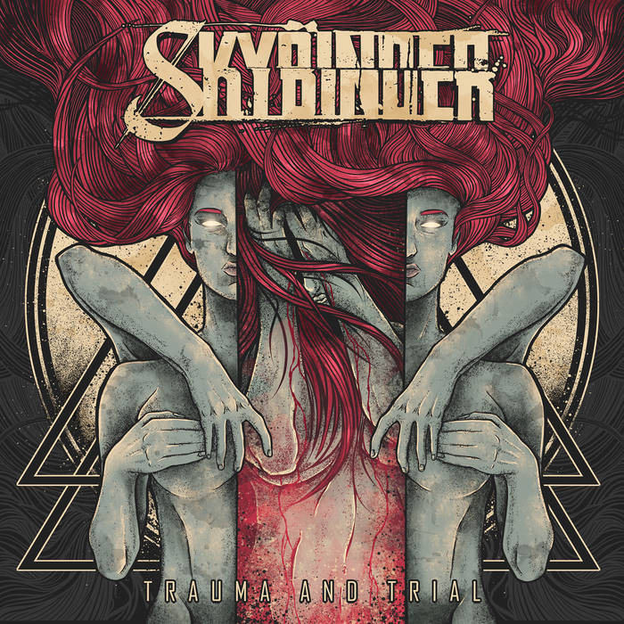 SKYBINDER - Trauma And Trial cover