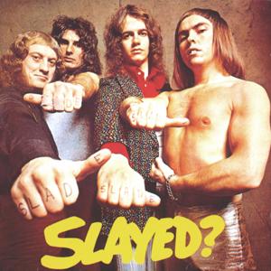 SLADE - Slayed? cover