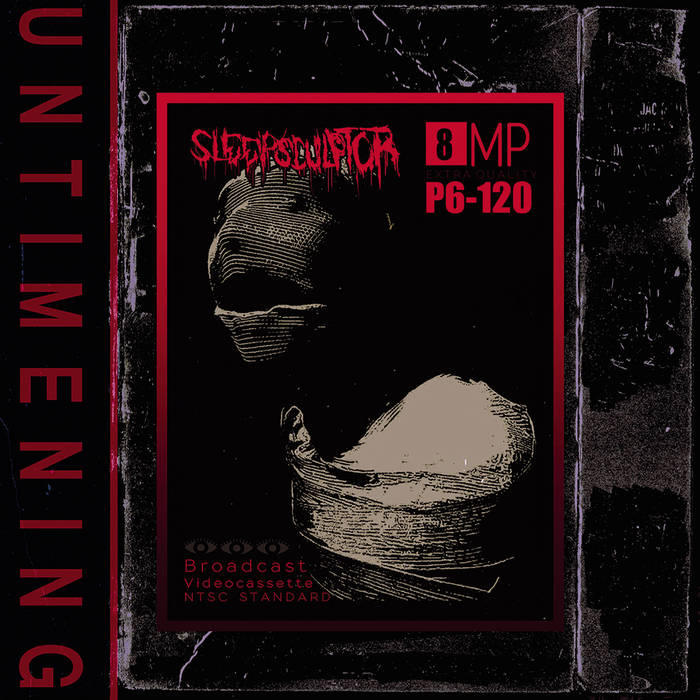 SLEEPSCULPTOR - Untimening cover