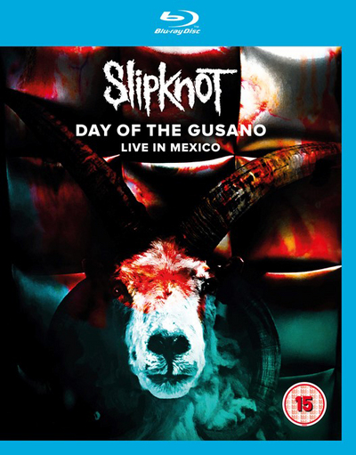 SLIPKNOT - Day Of The Gusano cover