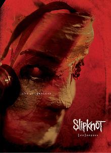 SLIPKNOT - (sic)nesses cover