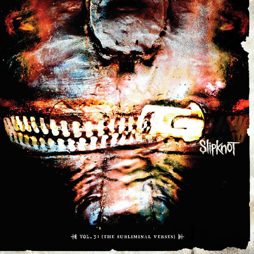 SLIPKNOT (IA) - Vol. 3: (The Subliminal Verses) cover
