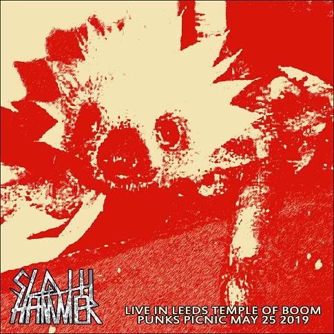SLOTH HAMMER - Live At Punks' Picnic cover