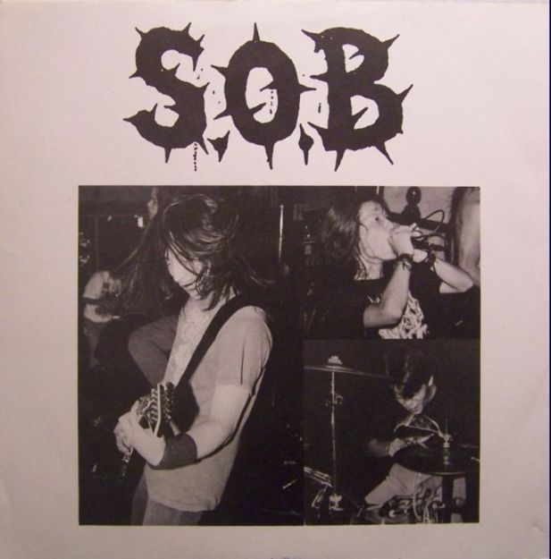 S.O.B. - UK/European Tour cover