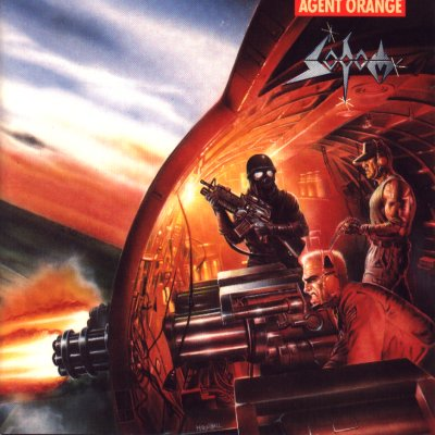 SODOM - Agent Orange cover