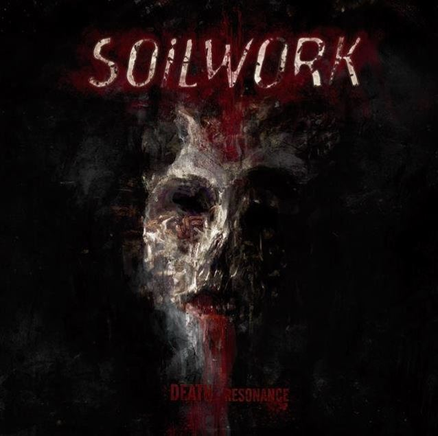 SOILWORK - Death Resonance cover