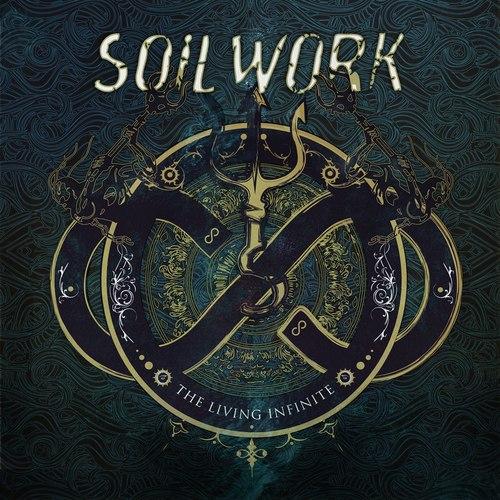 SOILWORK - The Living Infinite cover