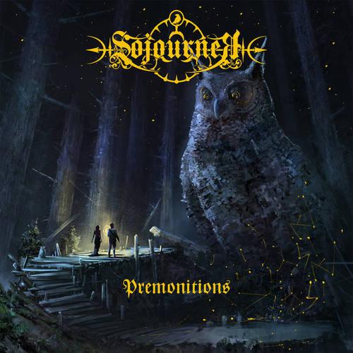 SOJOURNER - Premonitions cover