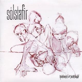 SÓLSTAFIR - Masterpiece Of Bitterness cover