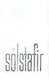 SÓLSTAFIR - Promo Tape September 1997 cover