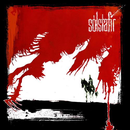SÓLSTAFIR - Svartir Sandar cover