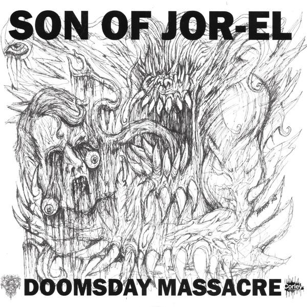 SON OF JOR-EL - Son Of Jor-El / Hellhawk cover