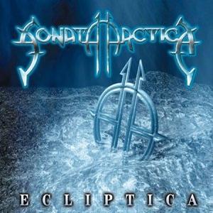 SONATA ARCTICA - Ecliptica cover