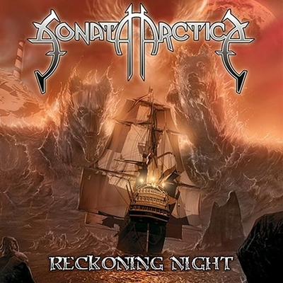 SONATA ARCTICA - Reckoning Night cover
