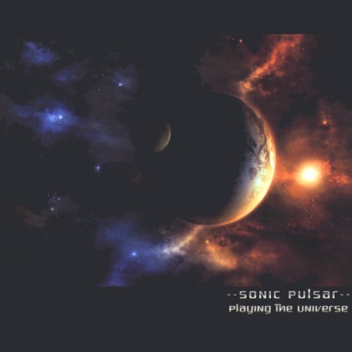 SONIC PULSAR - Playing the Universe cover