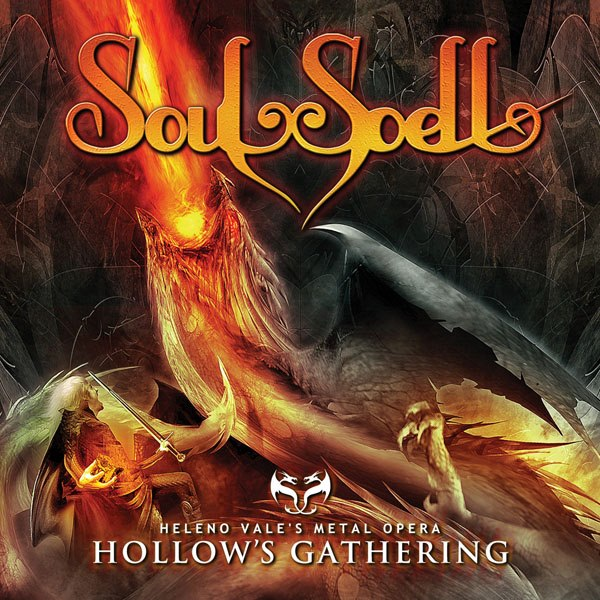 SOULSPELL - Hollow's Gathering cover