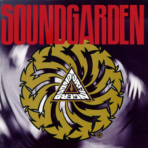 SOUNDGARDEN - Badmotorfinger cover