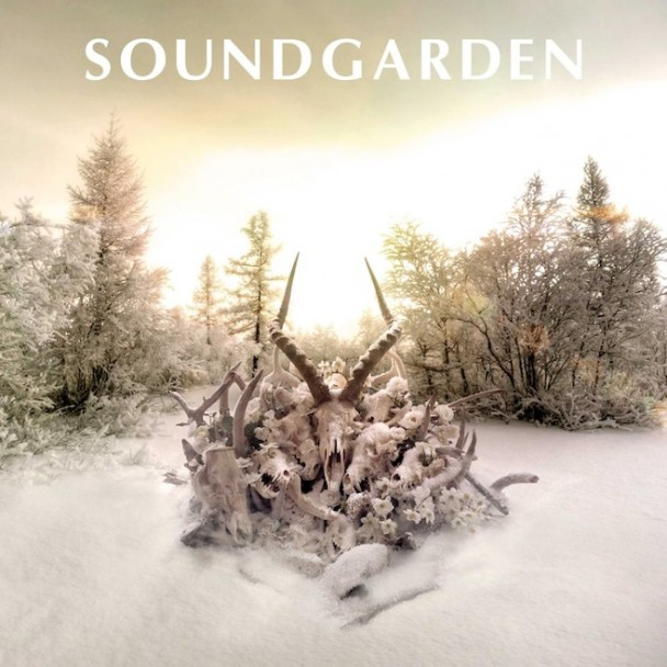 SOUNDGARDEN - King Animal cover