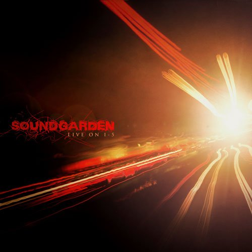 SOUNDGARDEN - Live On I-5 cover