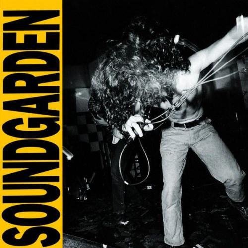 SOUNDGARDEN - Louder Than Love cover