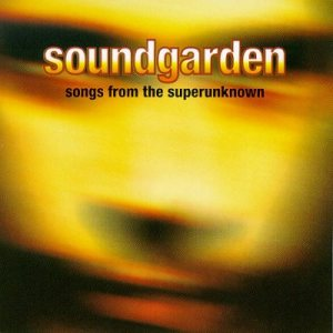 SOUNDGARDEN - Songs From The Superunknown cover