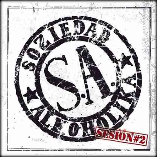 SOZIEDAD ALKOHOLIKA - Sesion#2 cover