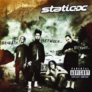 STATIC-X - Beneath... Between... Beyond... cover