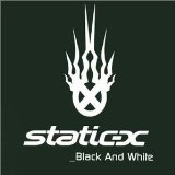 STATIC-X - Black and White cover